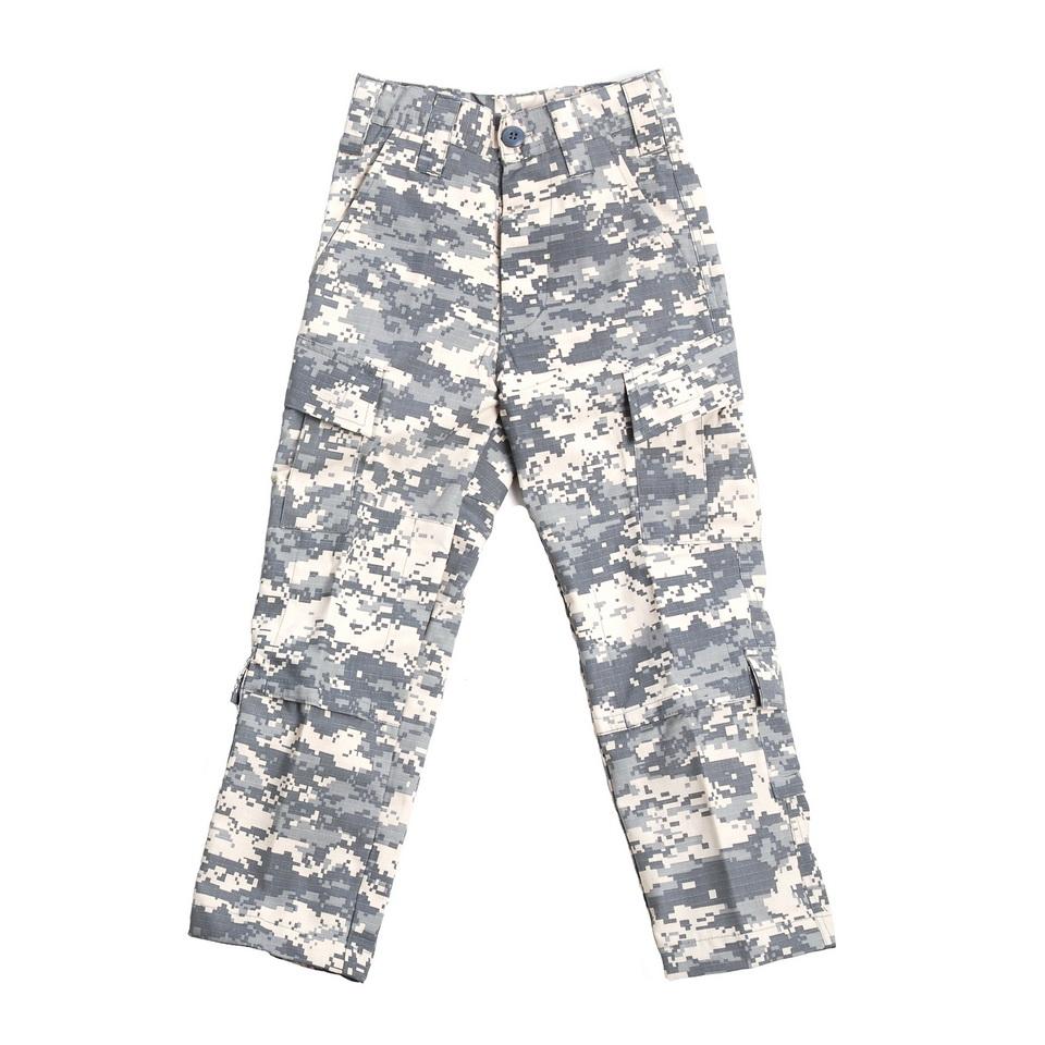 Fostex Kinder legerbroek ACU Style digital ACU camo