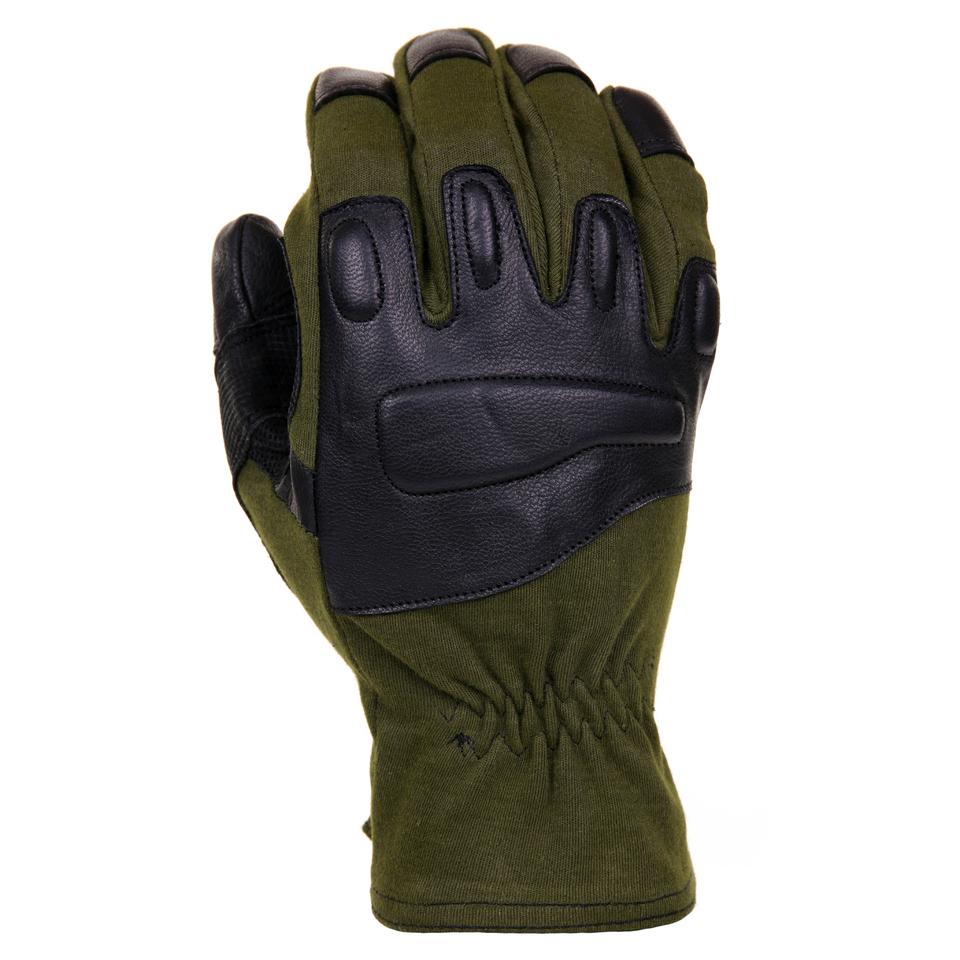 Stealth Tactical Special Ops handschoenen groen