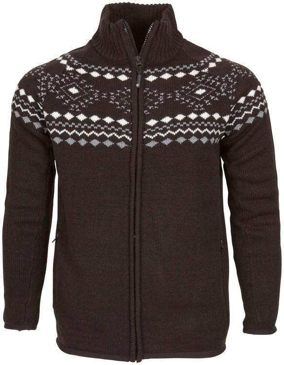 Life-Line Hudson sweater black