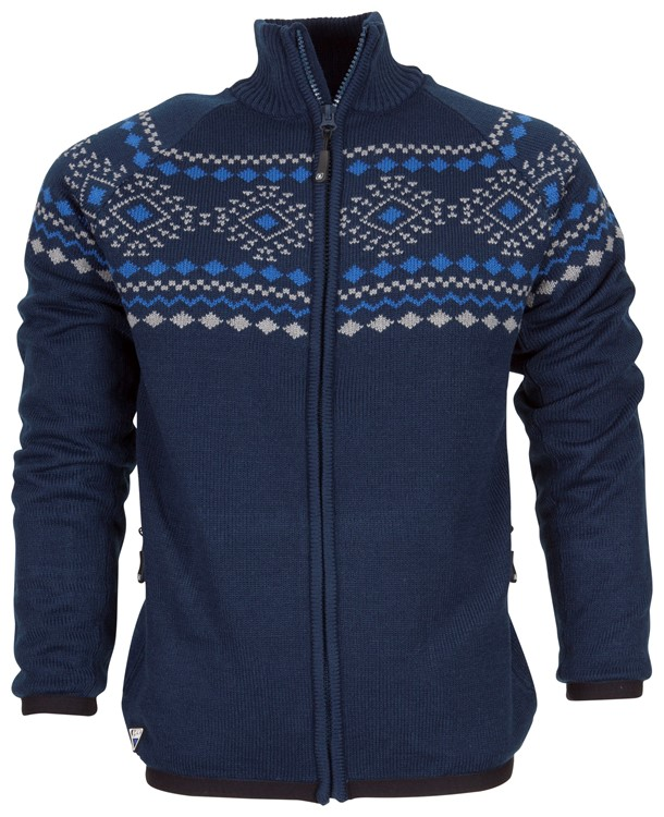 Life-Line Hudson sweater navy
