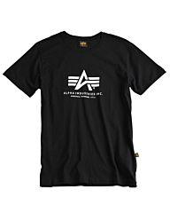 Alpha Industries Basic T-shirt black