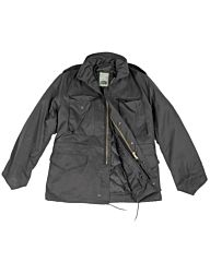Mil-Tec US M65 Fieldjacket black