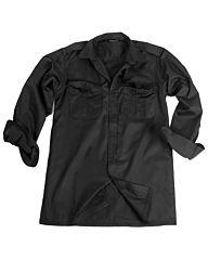 Mil-Tec Dienst overhemd black