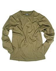 Mil-Tec Longsleeve T-shirt olive