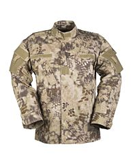 Mil-Tec US Fieldjacket ACU Mandra camo Tan