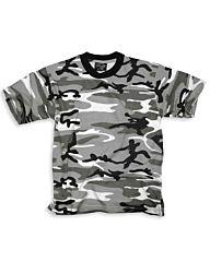Mil-Tec Kinder T-shirt urban camo