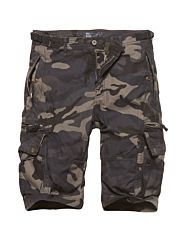Vintage Industries Gandor shorts dark camo