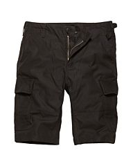 Vintage Industries BDU T/C shorts black
