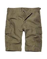Vintage Industries BDU T/C shorts olive