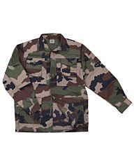 101inc Smock Shirt Recon Franse camo