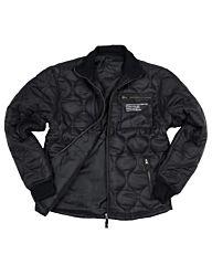 Cold weather jacket zwart