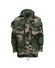 101inc Smock Jacket Recon Franse camo