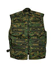 101inc Tactical vest Recon digital WDL camo