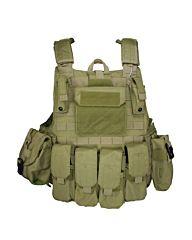 101inc Tactical vest Raptor khaki
