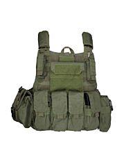 101inc Tactical vest Raptor groen