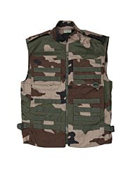 101inc Tactical vest Recon Franse camo