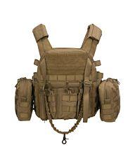 101inc Tactical vest Operator LQ14120 coyote