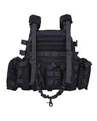 101inc Tactical vest Operator LQ14120 zwart