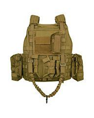 101inc Tactical vest Ranger LQ14122 coyote