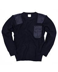 Fostex kinder commando trui blauw