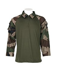 101inc UBAC shirt recon Franse camo