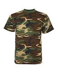 Fostee camouflage t-shirt woodland camo