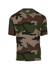 101inc T-shirt Recon Franse camo