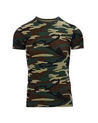 101inc kinder t-shirt camo woodland camo