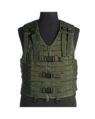 Mil-Tec Draagvest Molle Modular System olive