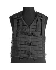 Mil-Tec Draagvest Molle Modular System black