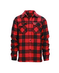 Longhorn houthakkers overhemd/jas Canada rood