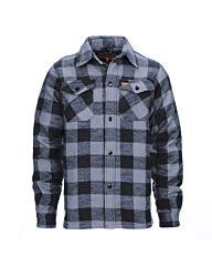 Longhorn houthakkers overhemd/jas Canada grijs