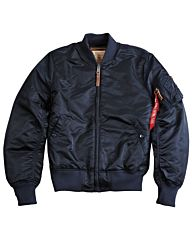 Alpha Industries MA-1 VF 59 jack replica blue