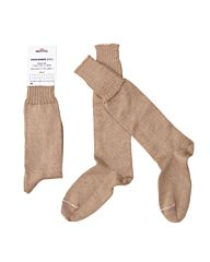 Leger sokken khaki 70% wol