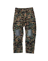 101inc Tactical broek Warrior digital WDL camo