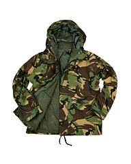 101inc Military Parka waterproof 3 in 1 Nederlandse camo