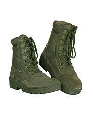 Fostex Sniper boots thinsulate groen