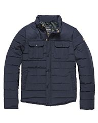 Vintage Industries Beeston padded jacket night sky