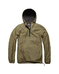 Vintage Industries Grafton Light-Weight anorak olive