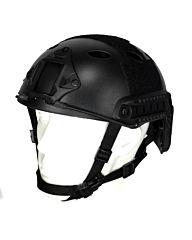 Emerson Mich fast helm Airsoft zwart