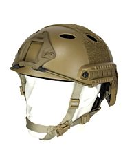 Emerson Mich fast helm Airsoft Dark Earth