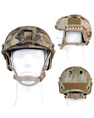 Emerson Mich fast helm Airsoft Desert Camo
