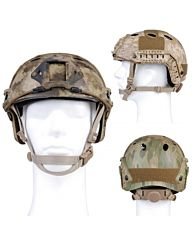 Emerson Mich fast helm Airsoft Camo ICC Groen