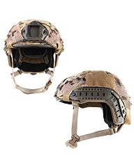 Emerson Fast helmet cover stretch DTC/Multicamo