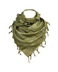 PLO sjaal Warrior groen