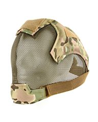 101 inc Full hat Airsoft Masker DTC/Multicamo