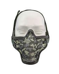 Fostex Airsoft beschermingsmasker digital ACU camo