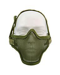 Fostex Airsoft beschermingsmasker groen