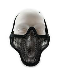 Fostex Airsoft beschermingsmasker zwart