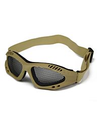 Mesh goggle khaki